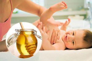 Cách chữa táo bón cho trẻ sơ sinh đúng cách