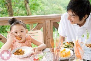 Bổ sung chất dinh dưỡng cho trẻ