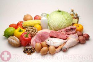 Bổ sung đầy đủ chất dinh dưỡng cho người bệnh áp xe hậu môn