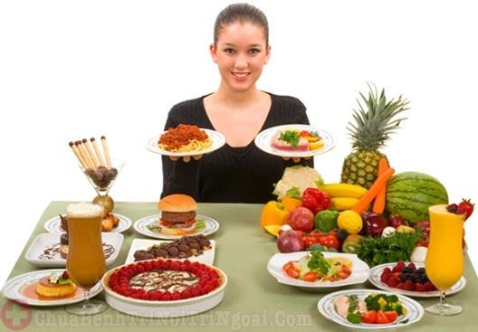 Chế độ ăn uống sau sinh, hạn chế bị bệnh trĩ