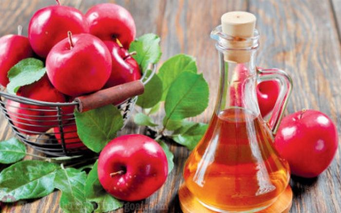 sử dụng giấm táo chữa trị bệnh trĩ