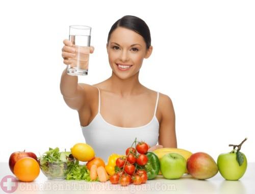 Chế độ ăn uống giúp làm giảm đau trĩ