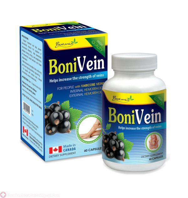 Thuốc trĩ Bonivein của Canada